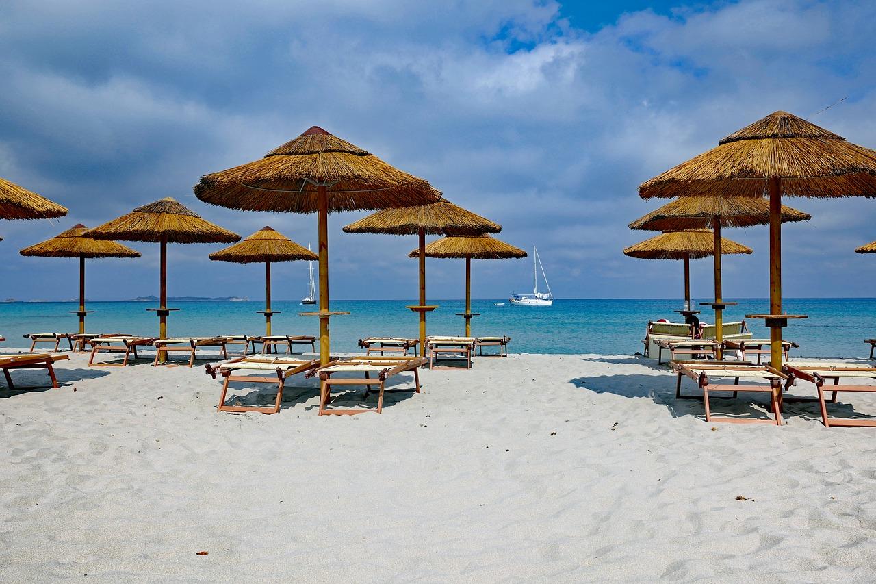Okúzľujúce pláže Sardínie