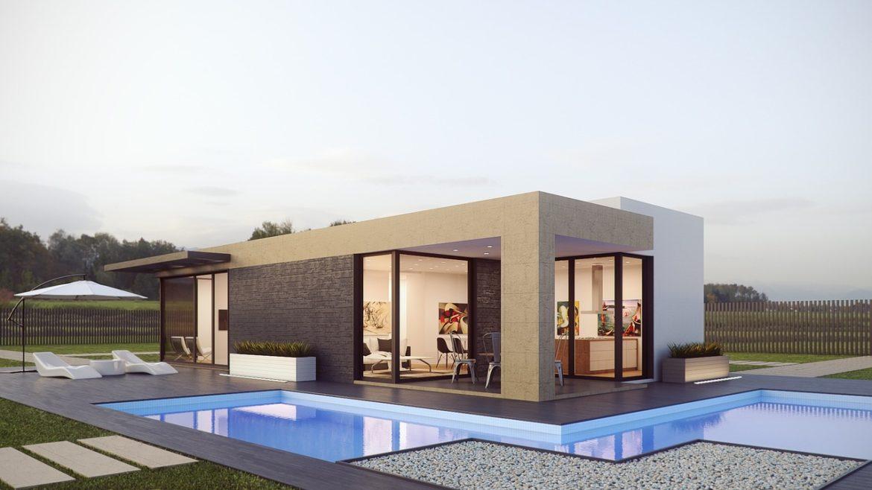 Montované domy – ideálna voľba pre vaše bývanie