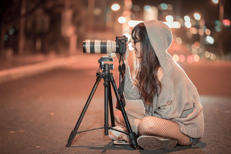 Ako sa stať fotografom?